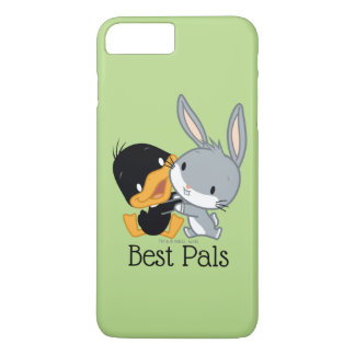 Chibi DAFFY DUCK™ & BUGS BUNNY™ Case-Mate iPhone Case