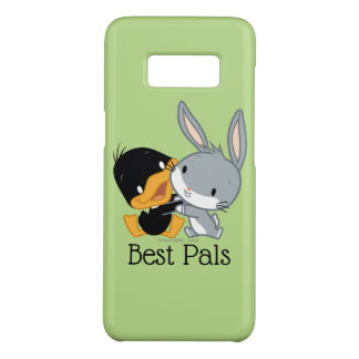 Chibi DAFFY DUCK™ & BUGS BUNNY™ Case-Mate Samsung Galaxy S8 Case