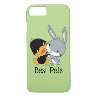 Chibi DAFFY DUCK™ & BUGS BUNNY™ iPhone 8/7 Case