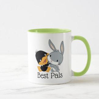 Chibi DAFFY DUCK™ & BUGS BUNNY™ Mug