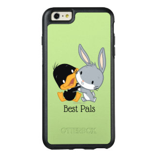 Chibi DAFFY DUCK™ & BUGS BUNNY™ OtterBox iPhone 6/6s Plus Case