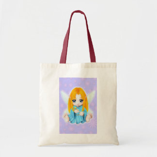 Chibi Faery Canvas Bags