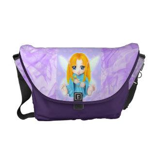 Chibi Faery Commuter Bag