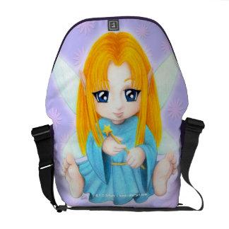 Chibi Faery Commuter Bags