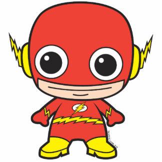 Chibi Flash Photo Cutout