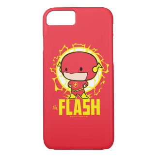Chibi Flash With Electricity iPhone 8/7 Case