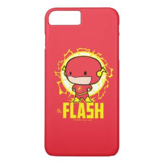 Chibi Flash With Electricity iPhone 8 Plus/7 Plus Case