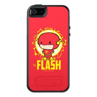 Chibi Flash With Electricity OtterBox iPhone 5/5s/SE Case