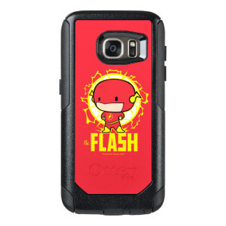 Chibi Flash With Electricity OtterBox Samsung Galaxy S7 Case
