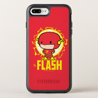 Chibi Flash With Electricity OtterBox Symmetry iPhone 8 Plus/7 Plus Case