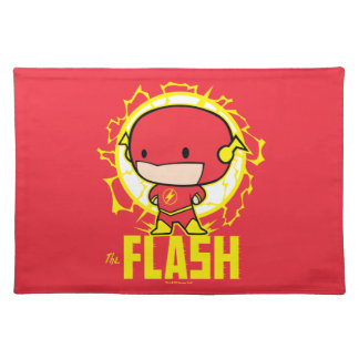 Chibi Flash With Electricity Placemat
