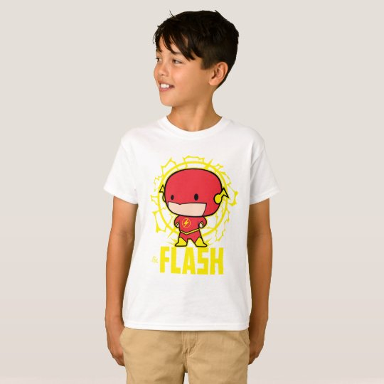 Chibi Flash With Electricity T-Shirt