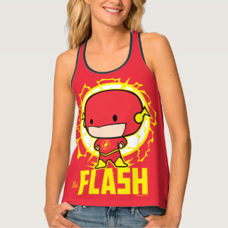 Chibi Flash With Electricity Tank Top