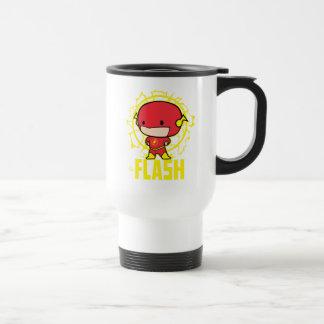Chibi Flash With Electricity Travel Mug