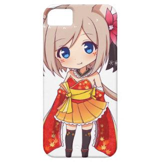 Chibi Fox Girl iPhone 5 Case