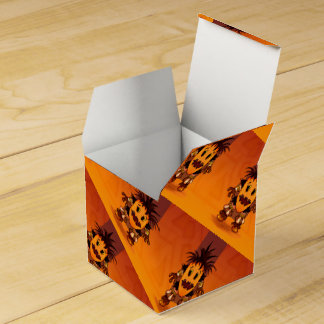 CHIBI  GIFT BOX HALLOWEEN Monster Party Favor Boxes