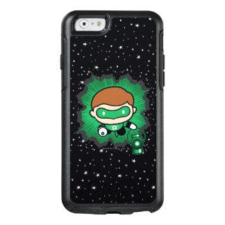 Chibi Green Lantern Flying Through Space OtterBox iPhone 6/6s Case