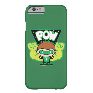 Chibi Green Lantern Forming Giant Fists Barely There iPhone 6 Case