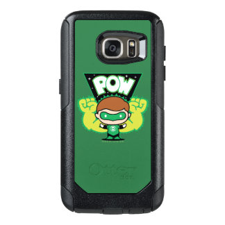 Chibi Green Lantern Forming Giant Fists OtterBox Samsung Galaxy S7 Case
