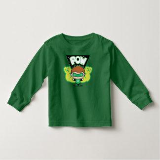 Chibi Green Lantern Forming Giant Fists Toddler T-shirt