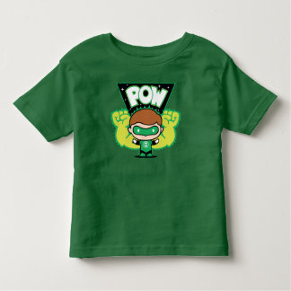 Chibi Green Lantern Forming Giant Fists Toddler T-shirt