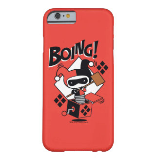 Chibi Harley-Quinn-In-A-Box With Hammer Barely There iPhone 6 Case