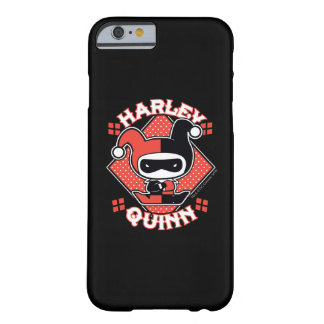 Chibi Harley Quinn Splits Barely There iPhone 6 Case