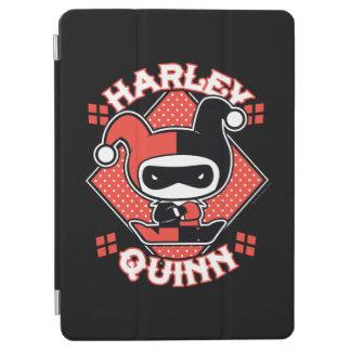 Chibi Harley Quinn Splits iPad Air Cover