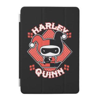 Chibi Harley Quinn Splits iPad Mini Cover