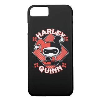Chibi Harley Quinn Splits iPhone 8/7 Case