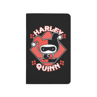 Chibi Harley Quinn Splits Journal