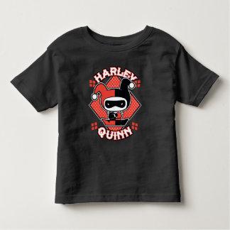 Chibi Harley Quinn Splits Toddler T-shirt