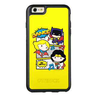 Chibi Heroes Dancing OtterBox iPhone 6/6s Plus Case