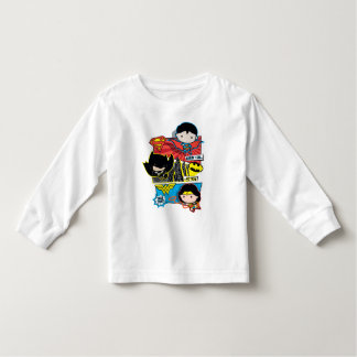 Chibi Heroes Ready For Action! Toddler T-shirt