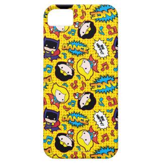 Chibi Heroine Dance Pattern iPhone 5 Covers