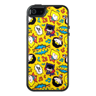 Chibi Heroine Dance Pattern OtterBox iPhone 5/5s/SE Case