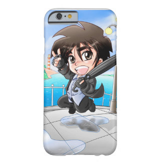 Chibi Johnny Barely There iPhone 6 Case