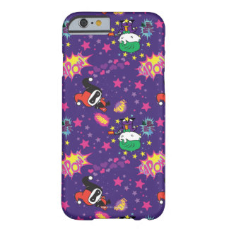Chibi Joker and Harley Pattern Barely There iPhone 6 Case