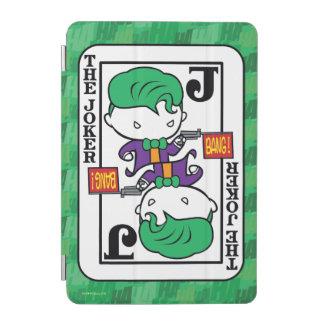 Chibi Joker Playing Card iPad Mini Cover