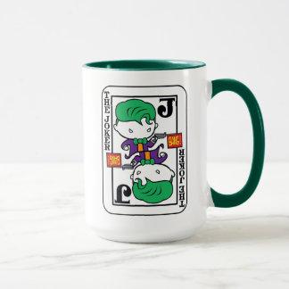 Chibi Joker Playing Card Mug