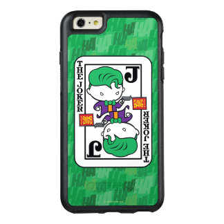 Chibi Joker Playing Card OtterBox iPhone 6/6s Plus Case