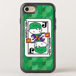 Chibi Joker Playing Card OtterBox Symmetry iPhone 8/7 Case