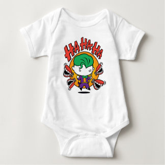 Chibi Joker With Toy Teeth Baby Bodysuit