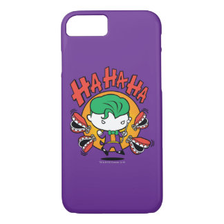 Chibi Joker With Toy Teeth iPhone 8/7 Case