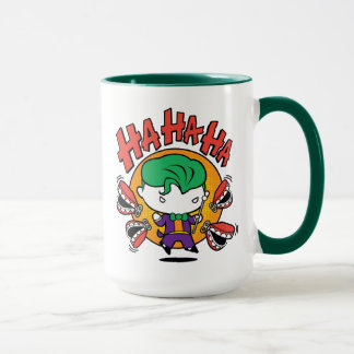 Chibi Joker With Toy Teeth Mug