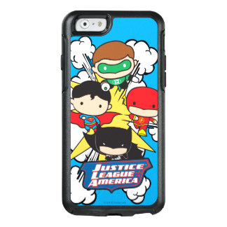 Chibi Justice League of America Explosion OtterBox iPhone 6/6s Case