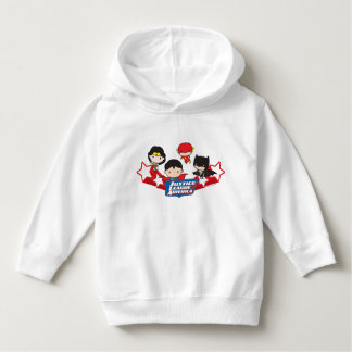 Chibi Justice League of America Stars Hoodie