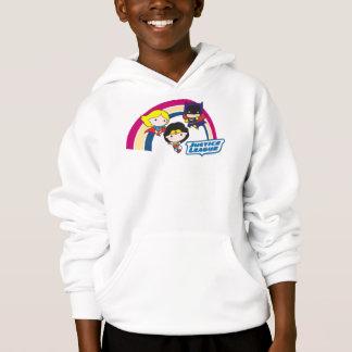 Chibi Justice League Rainbow
