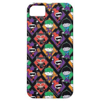 Chibi Justice League Villain Pattern iPhone 5 Covers