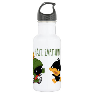 Chibi MARVIN THE MARTIAN™ & DAFFY DUCK™ 532 Ml Water Bottle